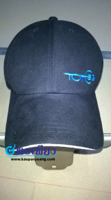 หมวกผ้า ของพรีเมี่ยม หมวกผ้าพีท หมวกผ้าดีวาย สกรีนโลโก้ ปักโลโก้